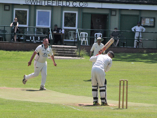Fine win over Whitefield