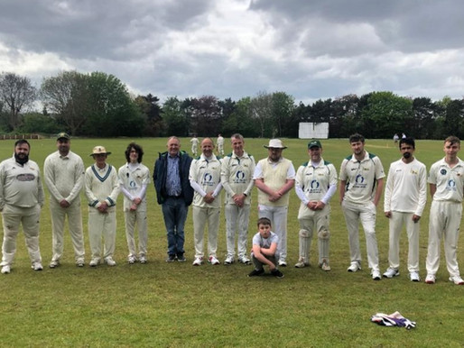 First defeat of the season for Sunday XI