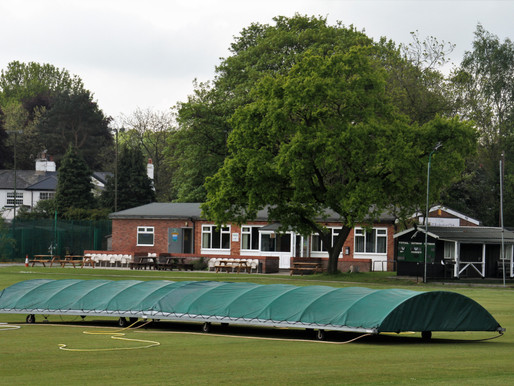 Bad luck continues as rain stops play