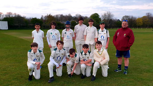 U-13s make winning start to new season