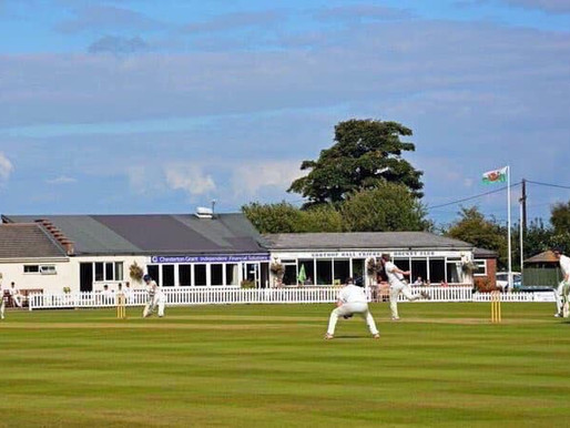 Great win at Northop Hall
