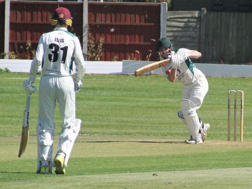 Vim and Viggars earn Rainhill draw