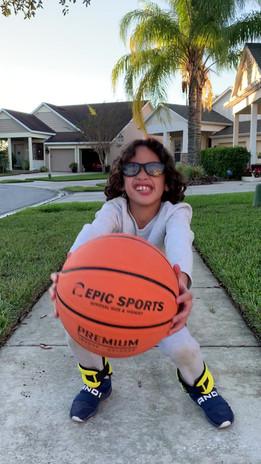 Darrell basketball personal training.MOV