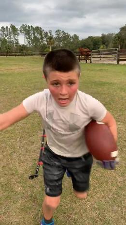 Liam Football Personal Training.MP4