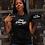 Thumbnail: Stay Humble Black Short-Sleeve Unisex T-Shirt