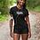 Thumbnail: RECOGNIZE Black Short-Sleeve Unisex T-Shirt