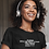 Thumbnail: BLESSED black Short-Sleeve Unisex T-Shirt