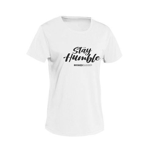 Stay Humble Short-Sleeve Unisex T-Shirt