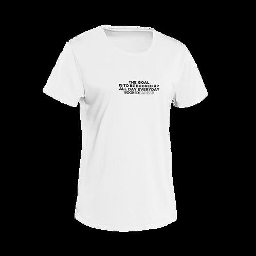 BARBER GOALS Short-Sleeve Unisex T-Shirt