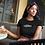 Thumbnail: BARBER GOALS Black Short-Sleeve Unisex T-Shirt