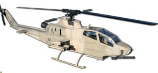 AH-1F eCobra