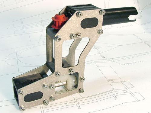 Tail drive adaptor