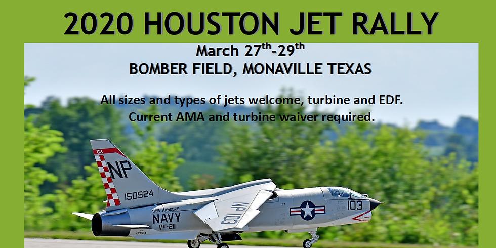 2020 Houston Jet Rally