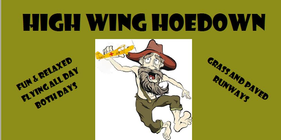 2020 High Wing Hoedown