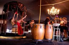 The Birdcage, Opium Club, Afrikaburn