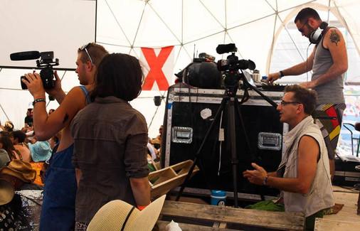 TEDxBlackRockCity crew 2013