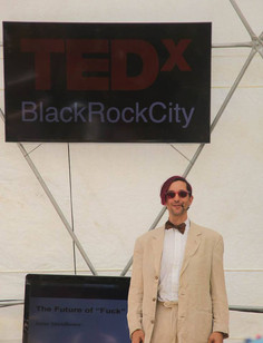 TEDxBlackRockCity 2013