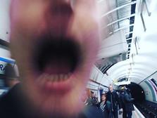 Tunnel Vision TFL portrait