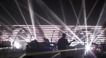 Massive Attack live, Hammersmith Apollo 2010