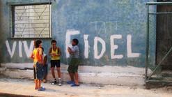 Viva Fidel, Havana, Cuba 2009