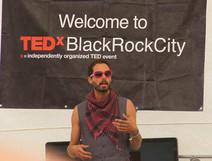 TEDxBlackRockCity 2013 Evan Steiner