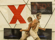 TEDxBlackRockCity dancers 2013