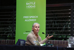 Battle of Ideas portrait