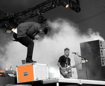 Deftones live at Roskilde 2014