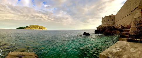 Lokrum Island, Dubrovnik