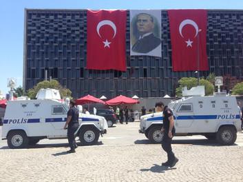 Taksim Square, Gezi Protest, Istanbul 2013