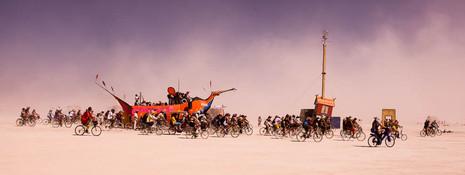 Stampede, Burning Man