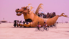 Chasing the Dragon, Burning Man