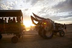 The Spirit Train, Afrikaburn