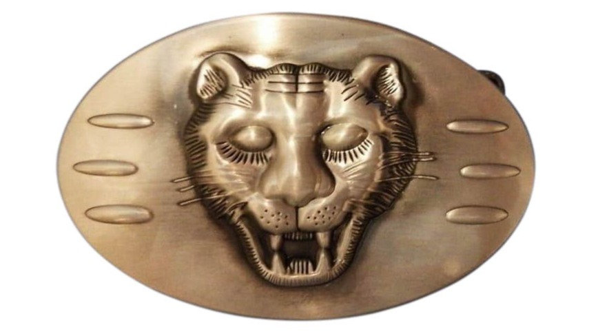 "Пряжка ""Тигр"" 40 мм"