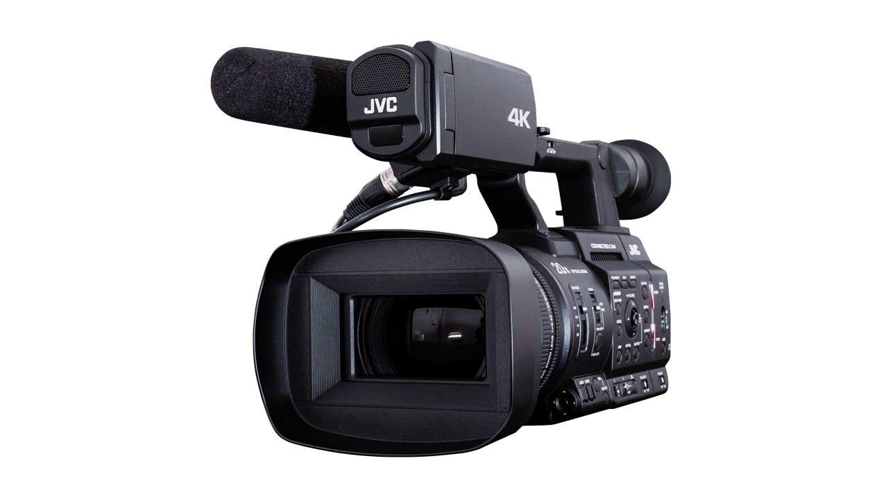 JVC HC550