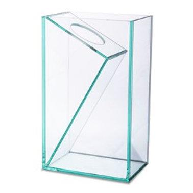 Modern Lines Glass Vase