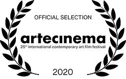 Festival Artecinema 2020 - Official Sele