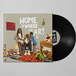 BarneyArtist-HomeIsWhereTheArtIs-VinylMo