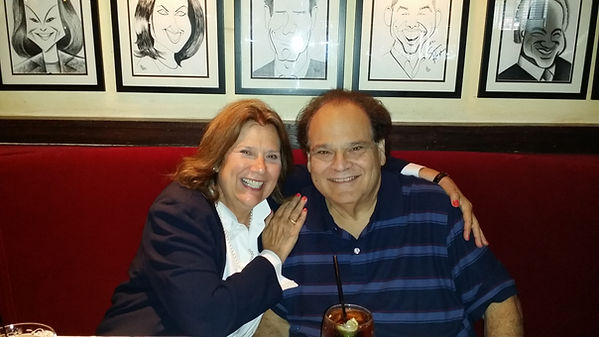 MR and Mrs Mark Mann