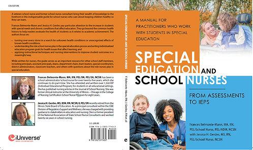 Special Education book for school nurses