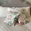 Thumbnail: Vintage Dresden Plate Pillow Cover
