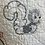 Thumbnail: Vintage Playtime Embroidery Quilt
