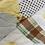 Thumbnail: Vintage Hexagon Patchwork Lumbar Pillow Cover