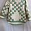 Thumbnail: Vintage Irish  Chain Quilted jacket