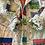Thumbnail: Vintage 60s Patchwork Yarn Tie Jacket