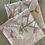 Thumbnail: Vintage Quilt Tulip Pillow