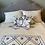 Thumbnail: Vintage Embroidered Lumbar Pillow