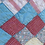 Thumbnail: Vintage Pink Squares Quilted Jacket