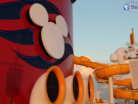 Current List of Disney Cruise Line's Discounted GT Rates