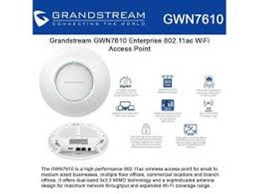 GRANDSTEAM-GWN7610(Mid-range AC Wireless Access Point)